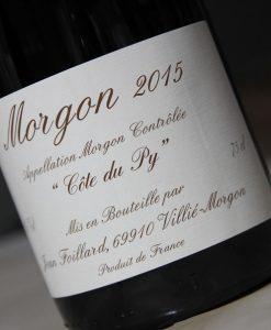 Foillard Morgon Côte du Py 2015