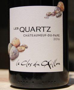 Clos du Caillou Les Quartz Chateauneuf 2016