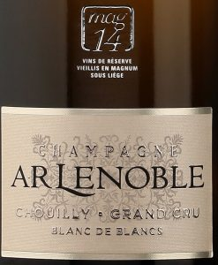 Lenoble Grand cru blanc de blancs grand cru Chouilly Mag14